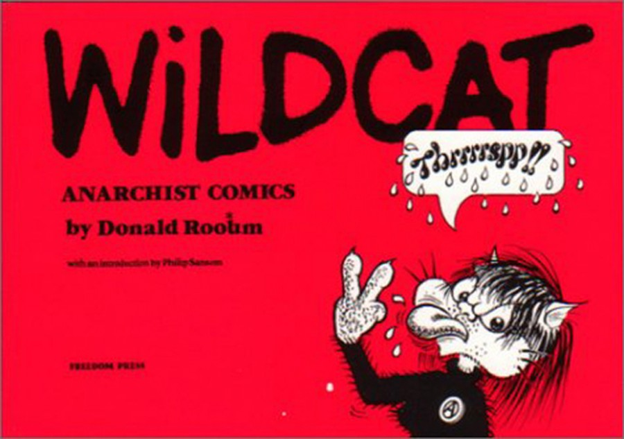 Wildcat Anarchist Comics