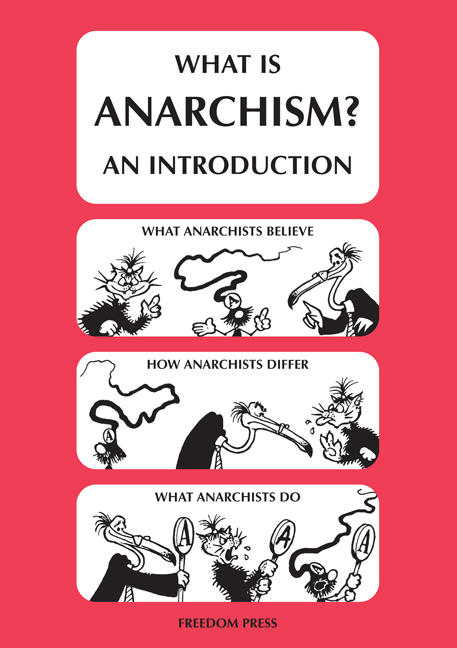 What Is Anarchism? An Introduction