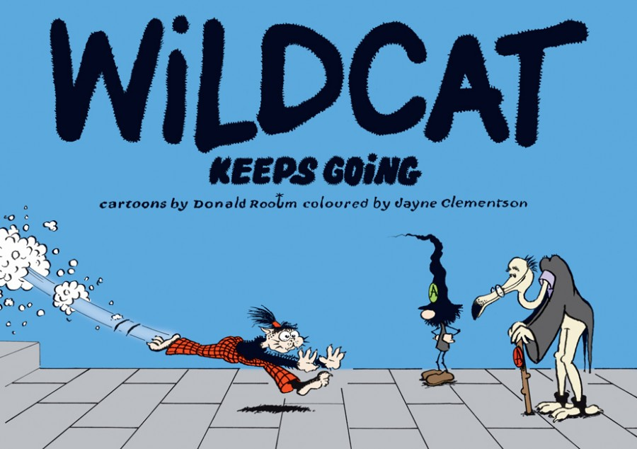 Wildcat Keeps Going