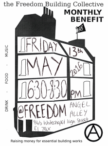 freedom building benefit flier