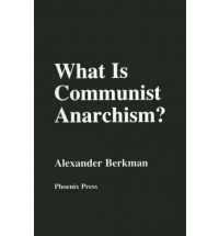 what is communist anarchism