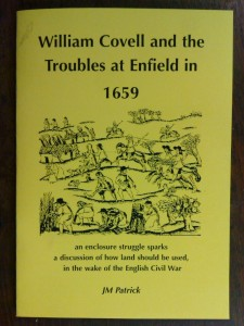 william covell and the troubles at enfield